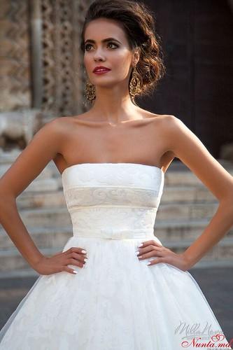 Свадебный Салон Cocos-Вся роскошь и элегантность свадебной моды в одном месте! > Замечательное и особенное - платье ERLAYN от MillaNova 2016