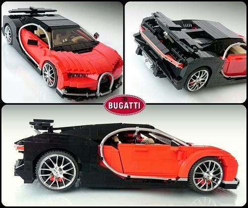 10 Bugatti Chiron