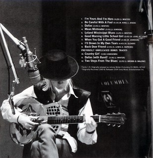 Johnny Winter Expanded Edition