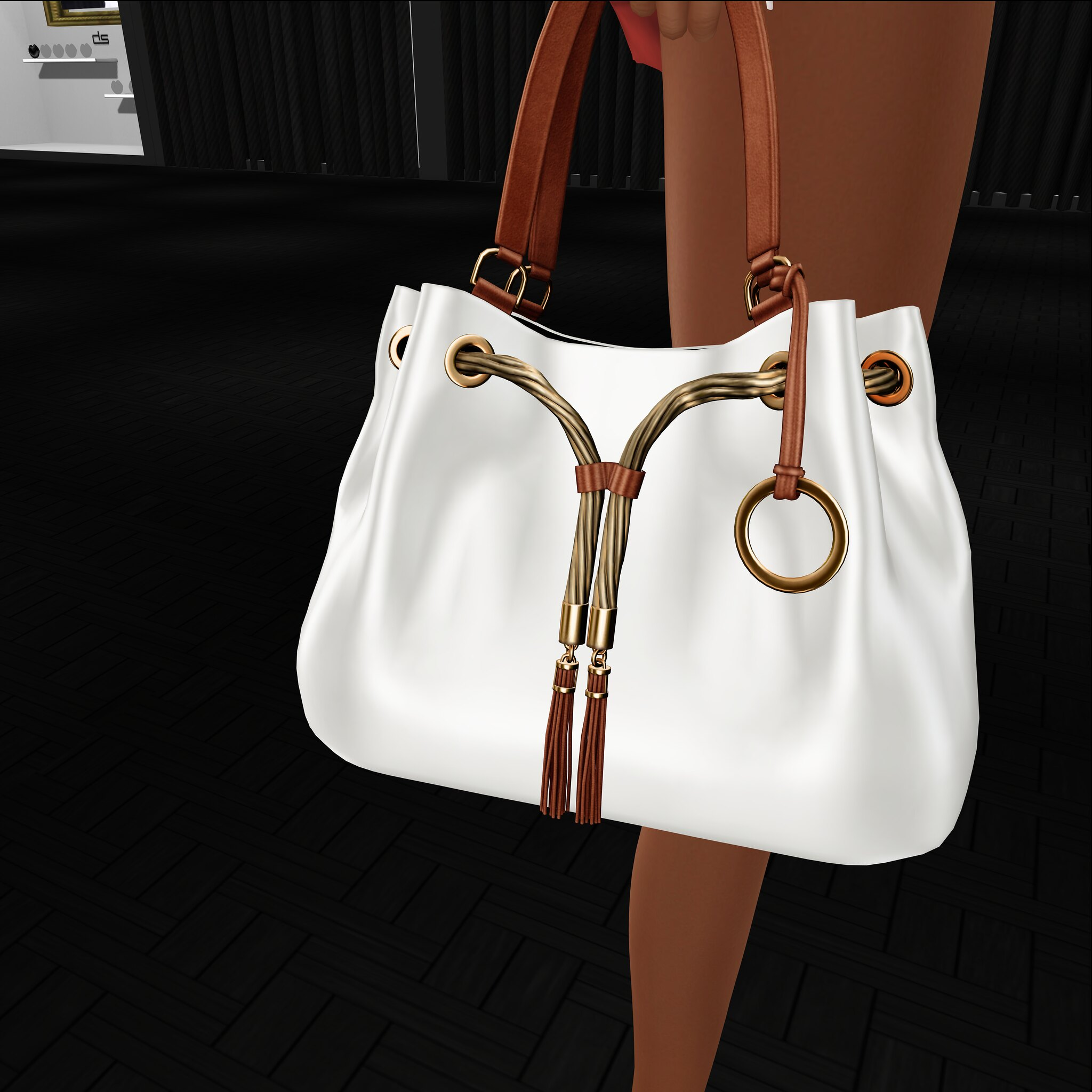 LEGENDAIRE ANITTA BAG