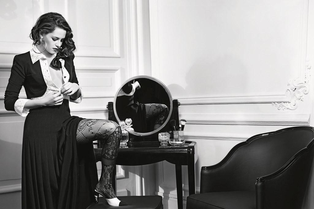 Кристен Стюарт — Фотосессия для «Chanel» 2016 – 1