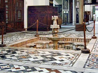 Le musée islamique en 2003 (Le Caire, Égypte)