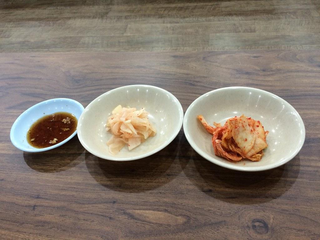 oryudong pyeongyangnaengmyeon