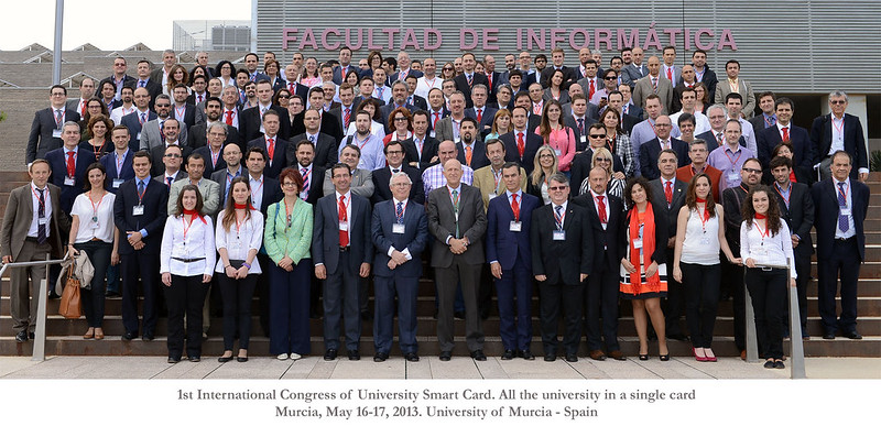 I International University Smart Card Congress - Murcia 2013