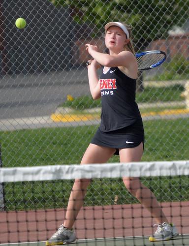 Tennis - Bridget Calvert 1 - 04282016