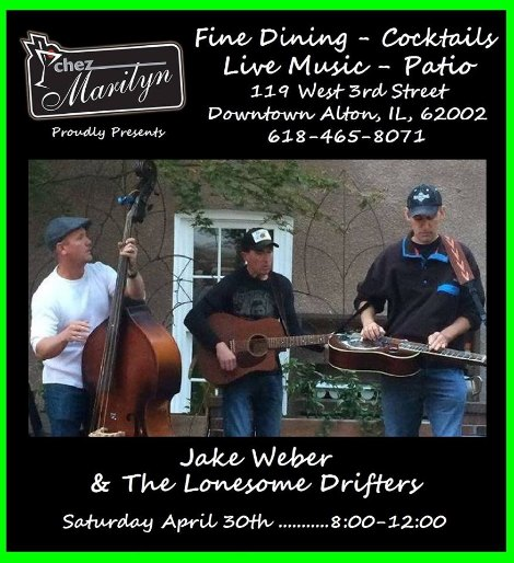 Jake Weber 4-30-16