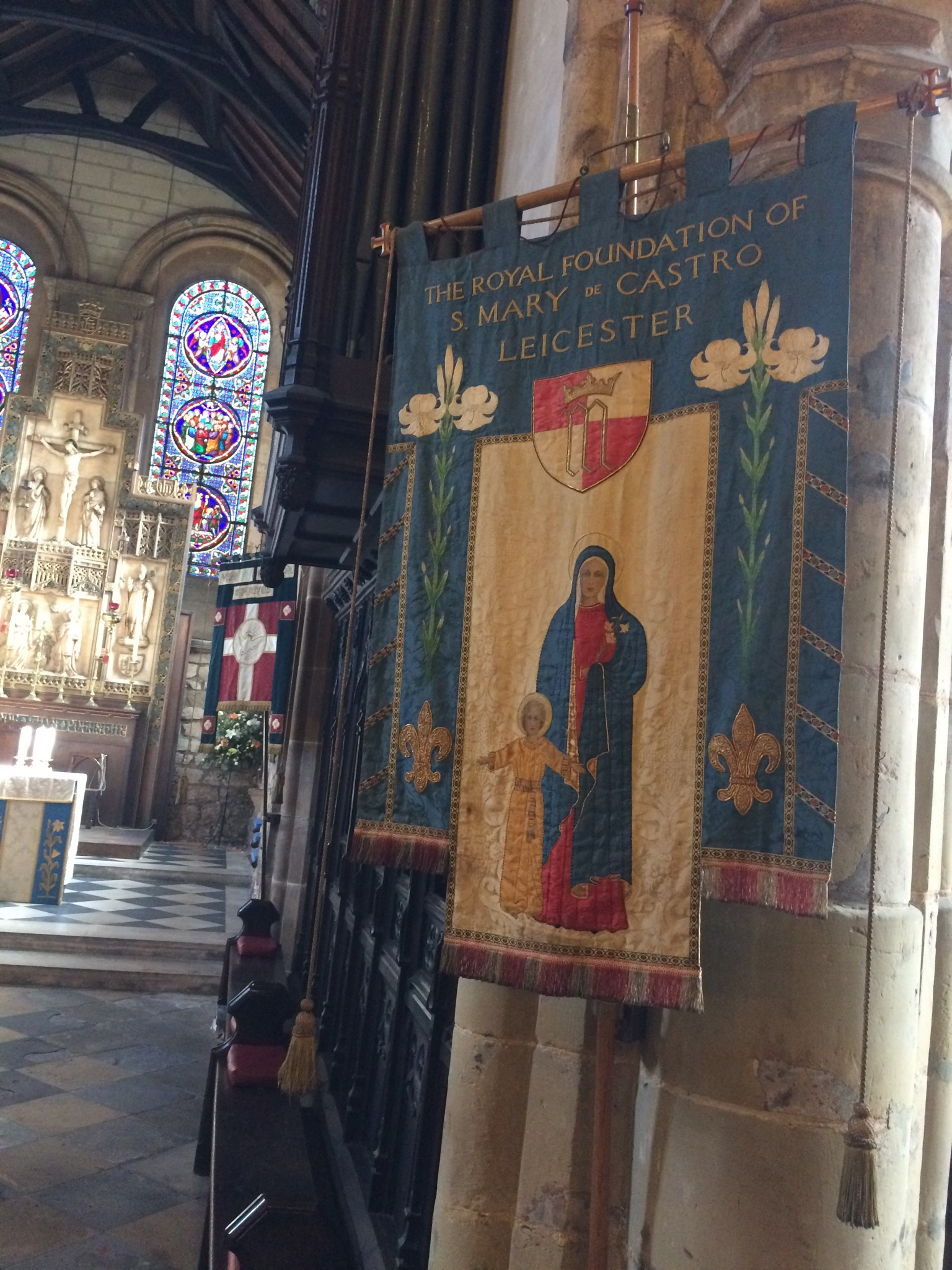 St Mary de Castro