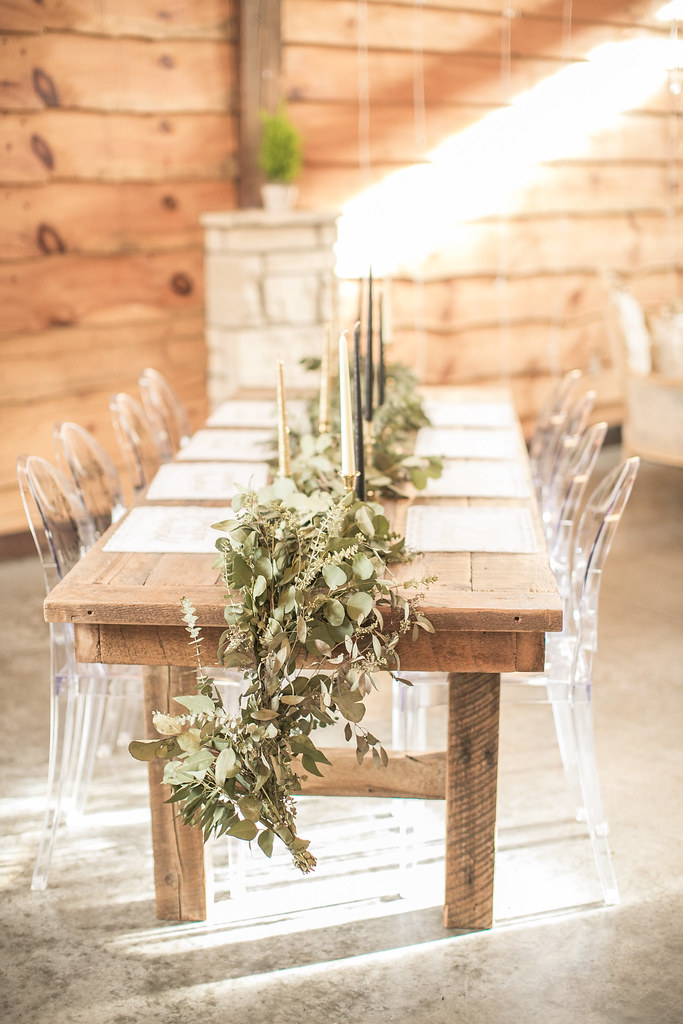 Wedding Barn Wood Tables Natural Wood Event Table