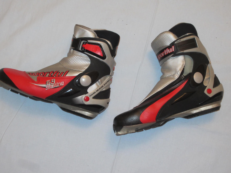 424c2d23f05 pánské skatové boty SPORTFUL 6.9 - Bazar - Běžky.net
