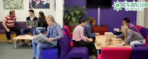 Hội sinh viên hỗ trợ cho du học sinh ở Anh