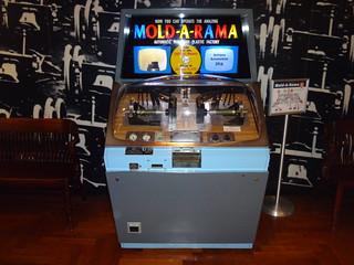 Mold-A-Rama Machine - Antique Automobile