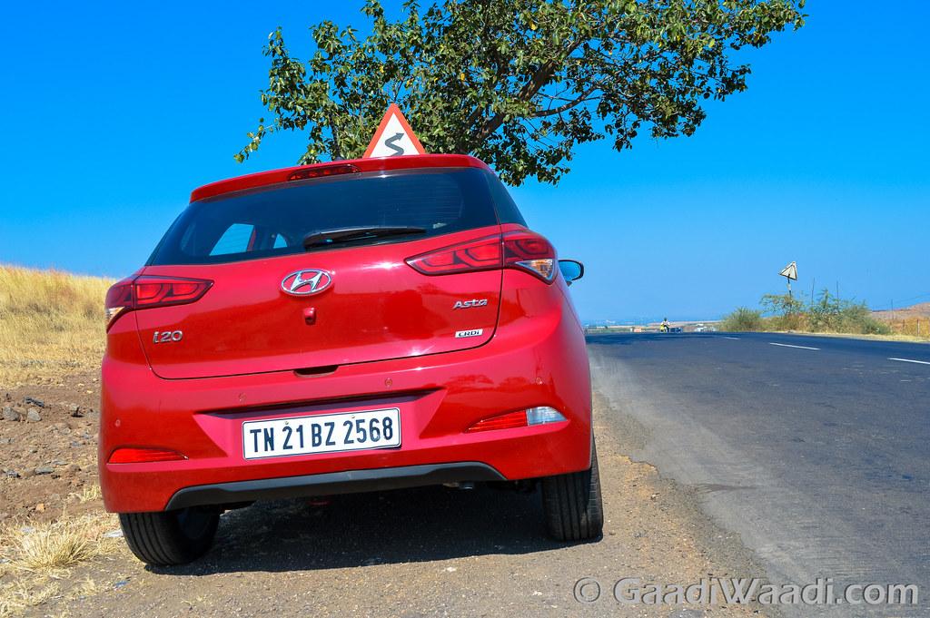 Hyundai Elite i20 AVN Test drive review-1