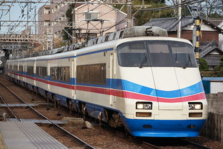 "limited express of Keisei main line ""Cityliner"""