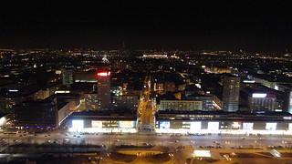 Taras widokowy PKiN Warszawa