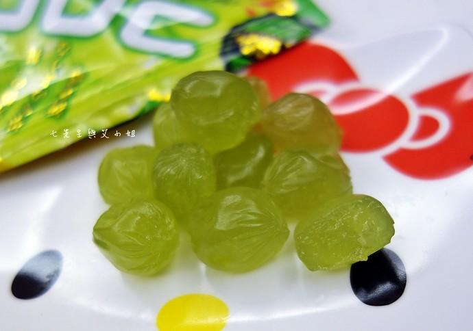 35 日本人氣軟糖推薦 UHA味覺糖 KORORO pure 甘樂鮮果實軟糖
