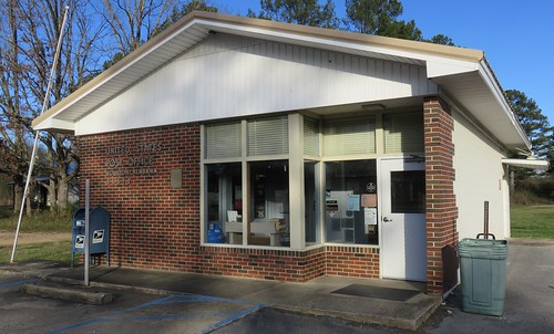 Post Office 35572 (Houston, Alabama)