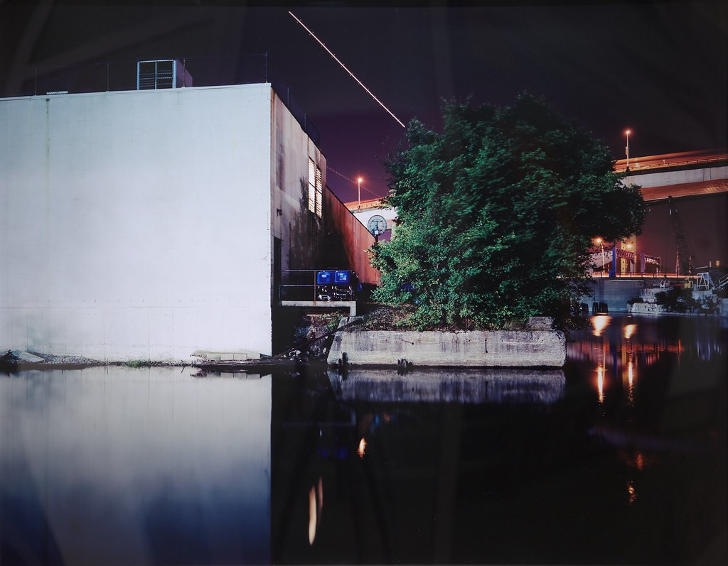 Gowanus Canal Archival Pigment Print 2006 (printed 2013)