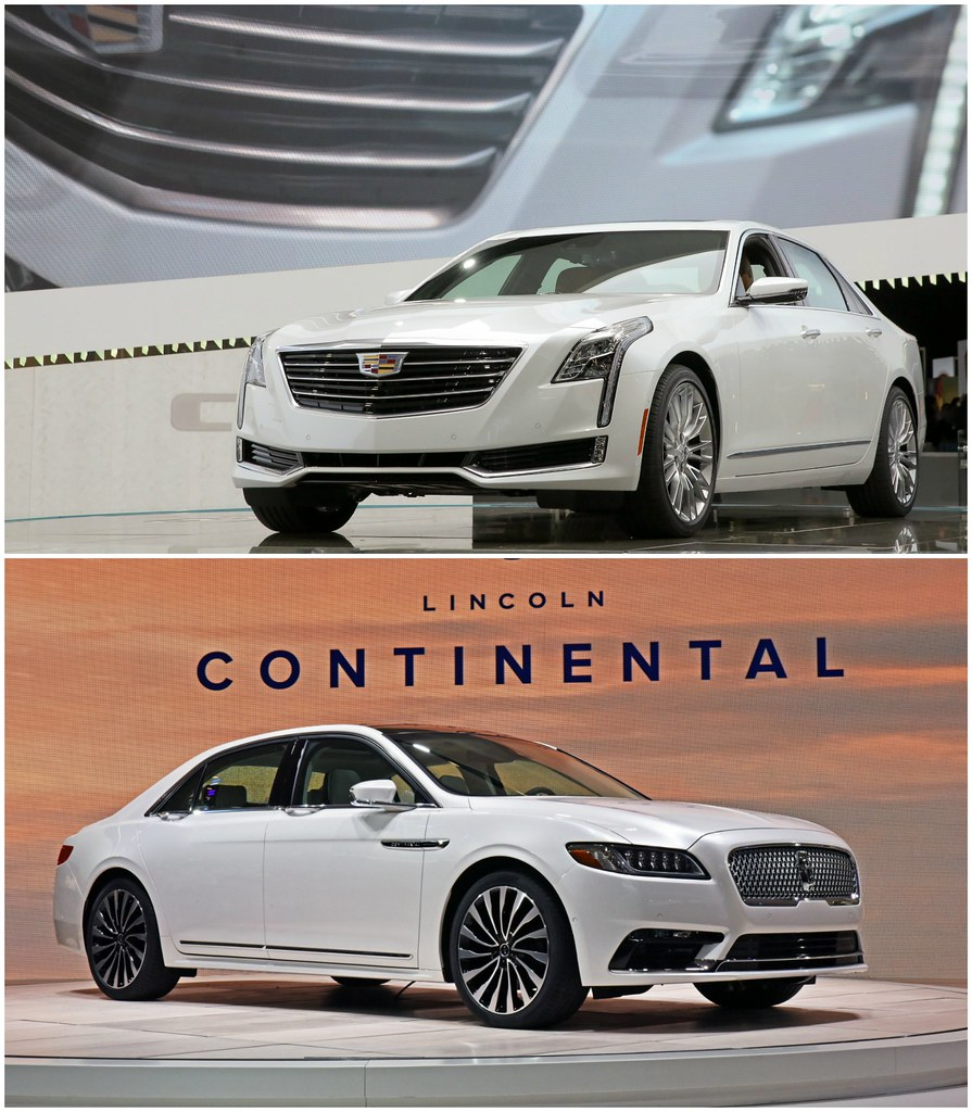 2016 Cadillac CT6 or the 2017 Lincoln Continental