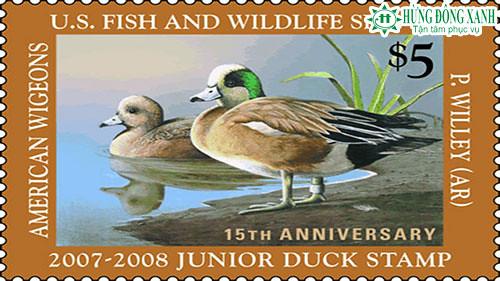 Chương trình Junior Duck Stamp