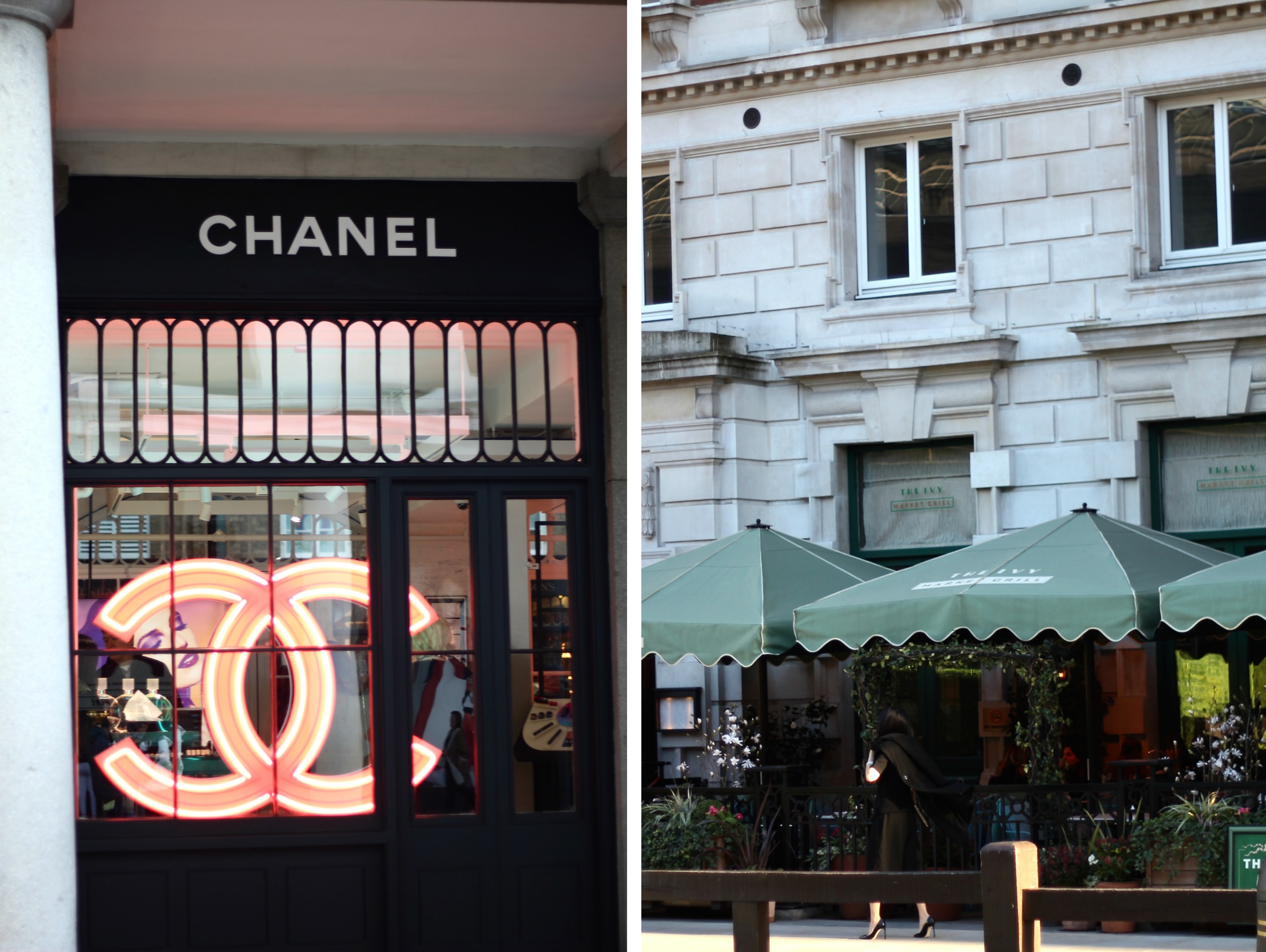Convert Garden London - Chanel - Caffé - katiys.com