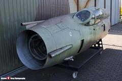 4244 - 6604 - Polish Air Force - Sukhoi SU-20R - Polish Aviation Musuem - Krakow, Poland - 151010 - Steven Gray - IMG_0628