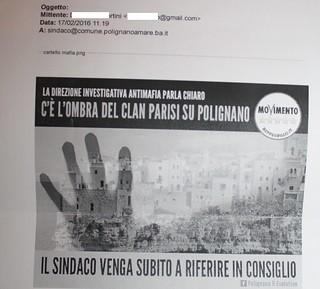 mafia polignano email