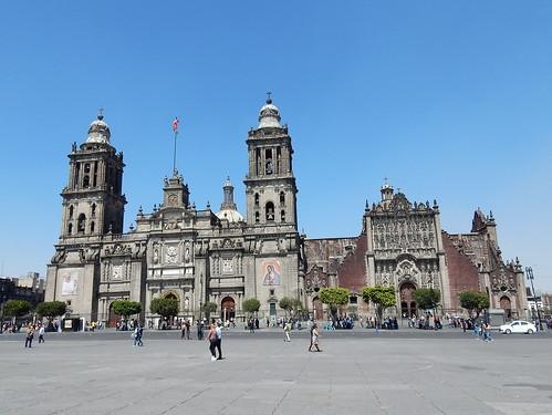 Ciudad Mexico - Cateral Metropolitana