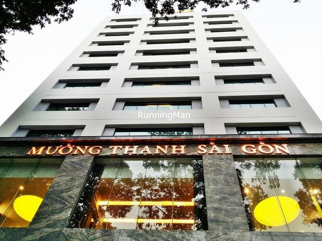 Muong Thanh Saigon Hotel 01 - Exterior Facade