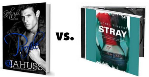 Profile vs stray