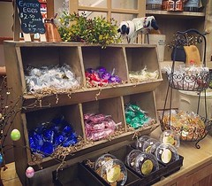 Easter is just around the corner, can you believe it! If you're craving Easter sweets be sure to visit Madoc's @hgmbakery.   Our roost is full of Easter Eggs! #HGMBakery #MadeFromScratch :camera:: @hgmbakery