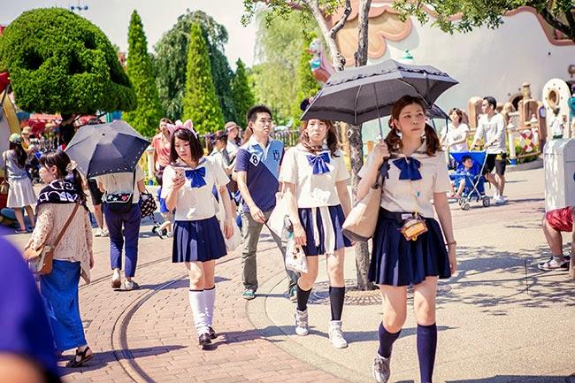 Disneyland Disneysea