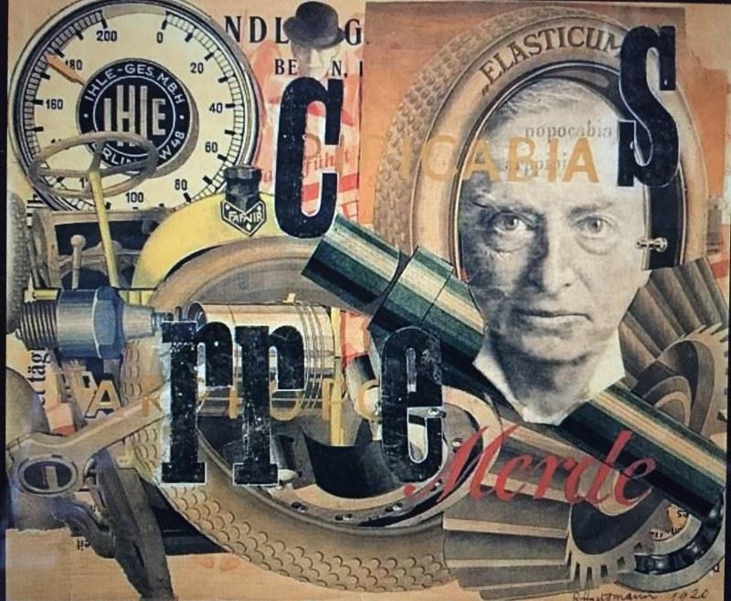 Dada Collage