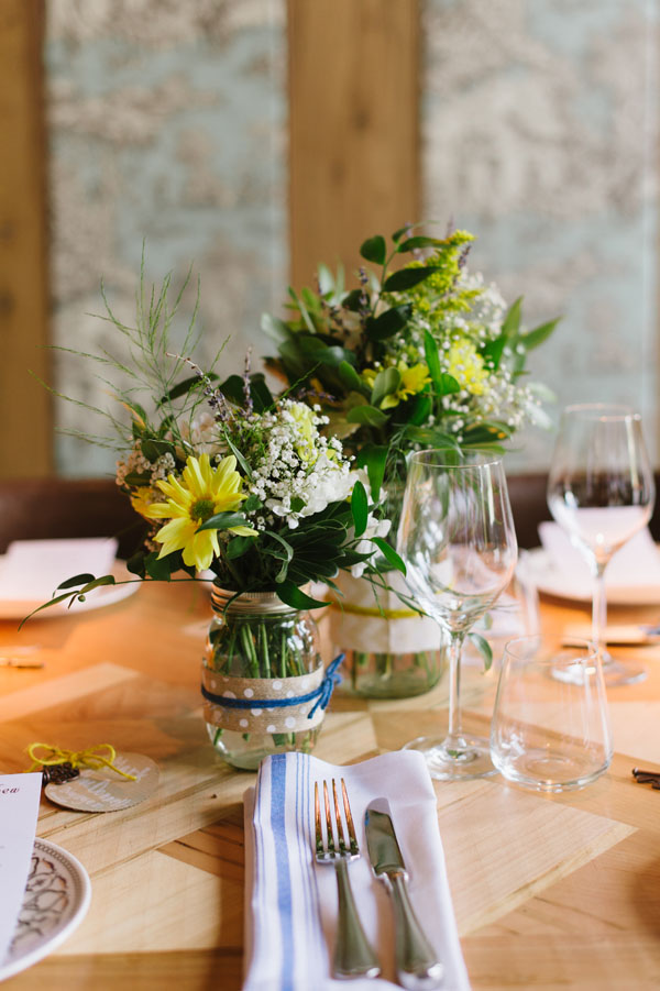 Celine Kim Photography KM Intimate restaurant Cluny Bistro Distillery District Toronto summer wedding-44