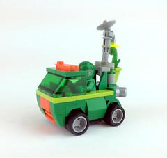 Biotron personal transport