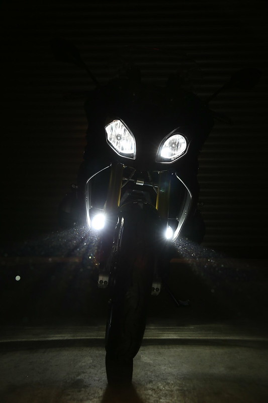 BMW R1200RS Fog Lamp