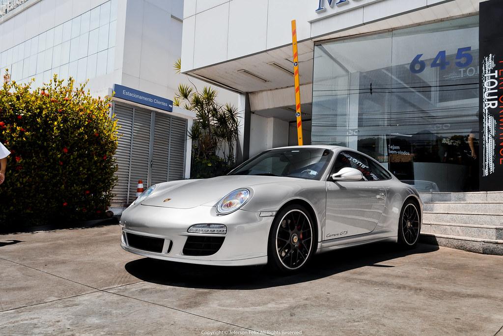 Porsche 911 Carrera GTS (997)