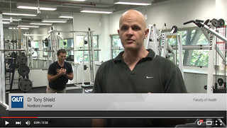 NordBord - Dr Tony Shield video