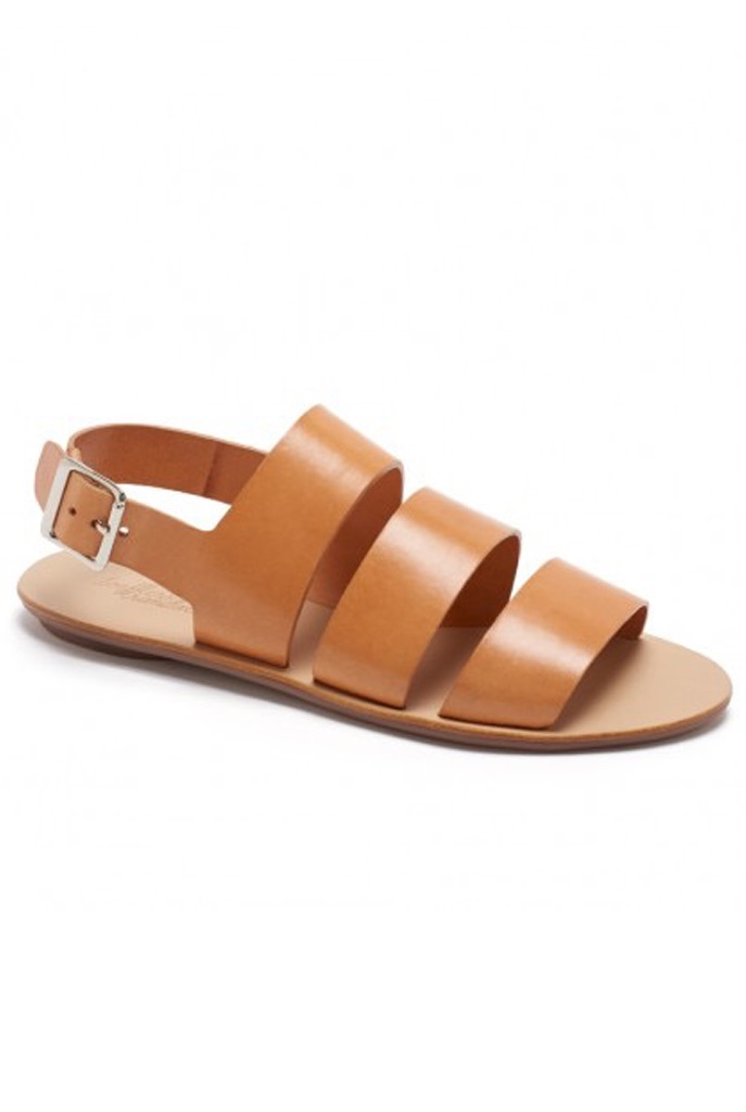 Sila Three Strap Sandal