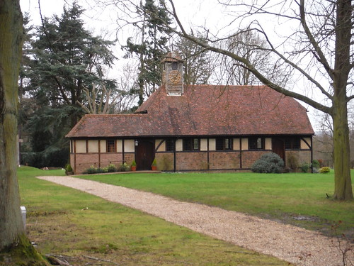 The Chapel of the Holy Cross & St. Alban, Brickendon