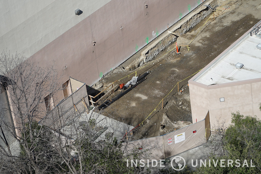 Photo Update: February 20, 2016 - Universal Studios Hollywood - Revenge of the Mummy: The Ride