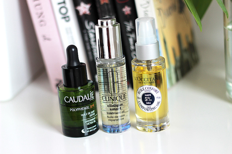 Winter Skin Care - Oils