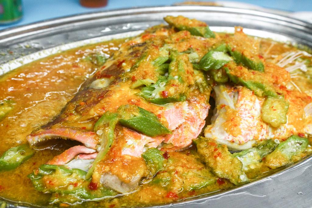 林地中的廉价vwin备用食物:834家餐厅-Nyonia Fish Heaad