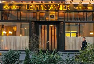 Restaurant Le Moissonnier, Krefelder Straße