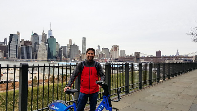 Biking Brooklyn