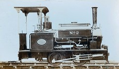 Tank engine for the Weardale Lead Company