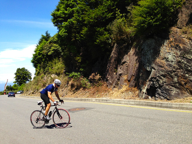 Climbing Bike