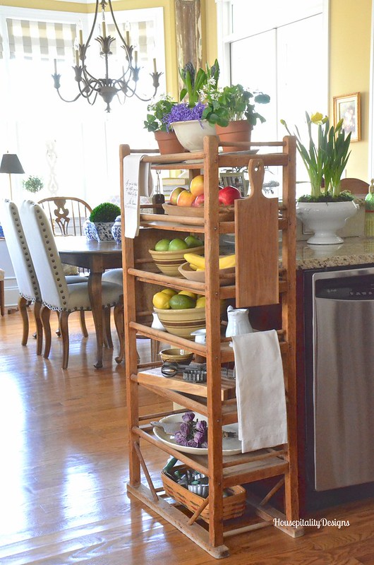 Antique Baker's Rack - Housepitality Designs