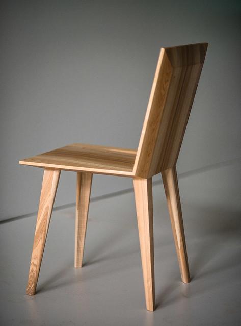 Happenstance chair Designed by, Nikon D800E, AF Nikkor 85mm f/1.8