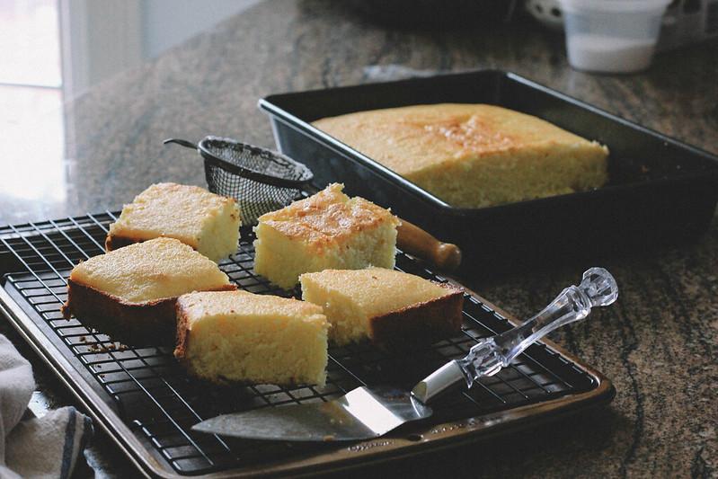 Buttermilk Cake | Southern Soufflé