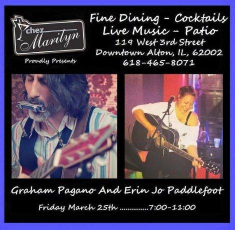 Pagano & Paddlefoot 3-25-16